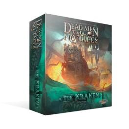 Dead Men Tell No Tales: Kraken Expansion - expansión juego de mesa
