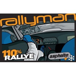 Rallyman - juego de mesa
