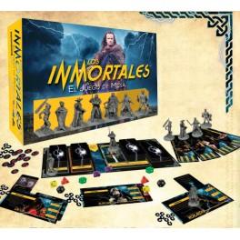 Los Inmortales: el juego de mesa (edicion en castellano)