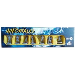 Los Inmortales: Príncipes del Universo - expansión juego de mesa