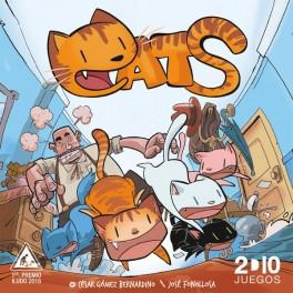Cats - juego de mesa