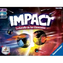 Impact: La Batalla de los Elementos - juego de dados