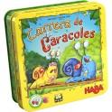 Carrera de Caracoles - juego de mesa para niños
