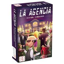 La Agencia - juego de cartas