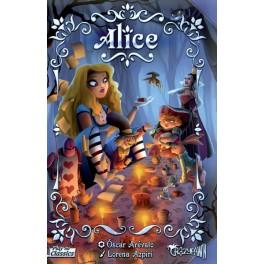 Alice - juego de cartas