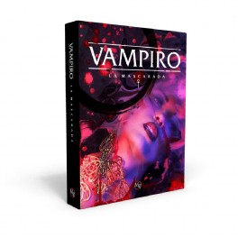 Vampiro: La Mascarada 5 edicion juego de rol