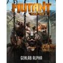 Mutant year zero: Genlab Alpha - suplemento de rol