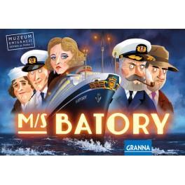 MS Batory juego de mesa