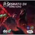 Asesinato en Hong Kong - juego de mesa