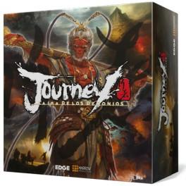 Journey: La ira de los demonios - juego de tablero