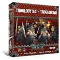 Massive Darkness. Caja de enemigos: Trogloditas - expansion juego de mesa