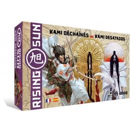 Rising Sun: Kami desatados - expansion juego de mesa