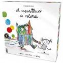 El Monstruo de Colores - juego de mesa para niños