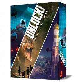 Unlock: Exotic Adventures - juego de cartas