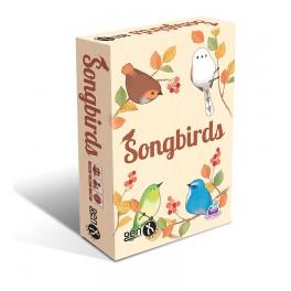 Songbirds - juego de cartas