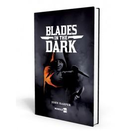 Blades in the Dark - juego de rol