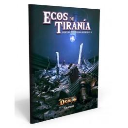 El resurgir del Dragon: Ecos de Tirania - suplemento de rol