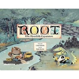 Root: Riverfolk Expansion - expansión juego de mesa