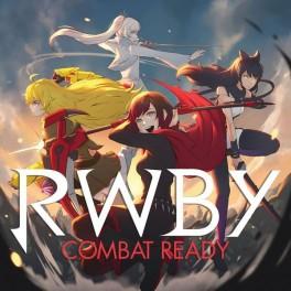 RWBY: Combat Ready - juego de mesa