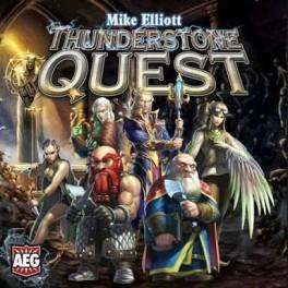 Thunderstone Quest - juego de cartas