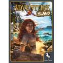 Adventure Island - juego de cartas