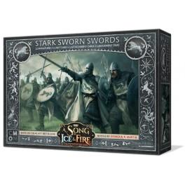 Juego de Tronos: Cancion de hielo y fuego el juego de miniaturas: Espadas juramentadas Stark - expansión juego de mesa