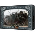 Juego de Tronos: Cancion de hielo y fuego el juego de miniaturas: Escudos juramentados Tully - expansion juego de mesa