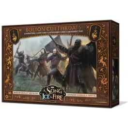 Juego de Tronos: Cancion de hielo y fuego el juego de miniaturas: Asesinos Bolton - Expansion juego de mesa