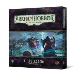 Arkham Horror: El Circulo Roto - expansión juego de mesa