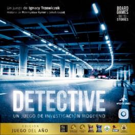 Detective - Juego de mesa