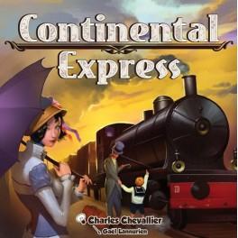 Continental Express juego de mesa