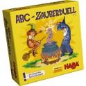 Duelo Magico del Abecedario - juego de mesa para niños