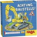 Atencion Obras - juego de cartas para niños