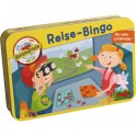 Bingo de Viaje - juego de mesa para niños