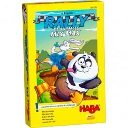 Rally de Animales Mix Max - juego de mesa para niños