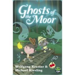 Ghosts of th Moor - juego de mesa