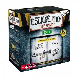 Escape Room The Game - juego de mesa