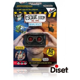Escape Room The Game Virtual Reality - juego de mesa