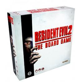 Resident Evil 2 - The Board Game - Juego de importación de mesa