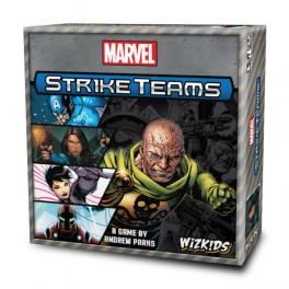 Marvel Strike Teams Strategy Game - Juego de mesa