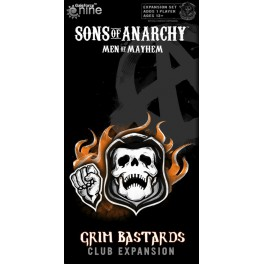 Sons of Anarchy: grim bastards juego de mesa