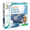 Expedicion al Polo Norte juego de mesa para niños
