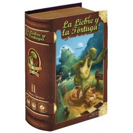La liebre y la tortuga - cuentos y juegos