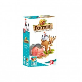 Farmini juego de cartas para niños