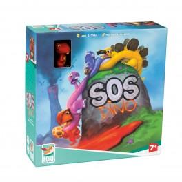 SOS Dino juego de mesa  para niños