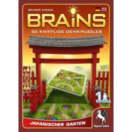 Brains - Japanese garden