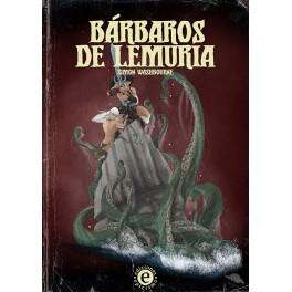 Barbaros de Lemuria - Juego de rol