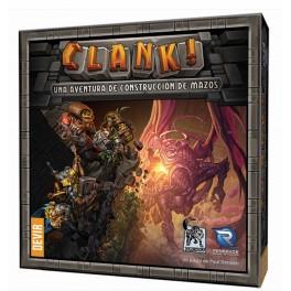 Clank (castellano) - juego de mesa