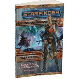 Starfinder: Soles Muertos. Incidente en la estacion Absalom - suplemento de rol
