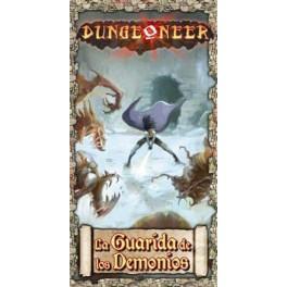Dungeoneer La guarida de los demonios juego de cartas